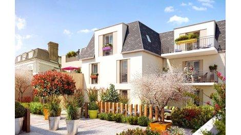 immobilier basse consommation à Deauville