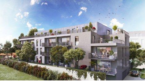 Appartement neuf Imagin'O à Bordeaux