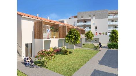 Appartement neuf Parallele éco-habitat à Villenave-d'Ornon