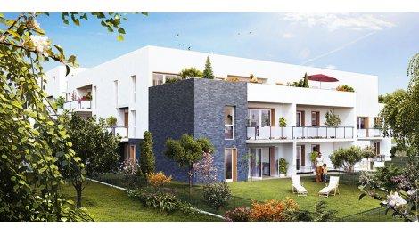 Appartement neuf Existen'Ciel éco-habitat à Villenave-d'Ornon