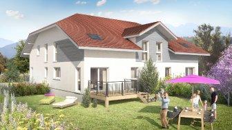 Appartements neufs Les Carres du Laudon à Saint-Jorioz
