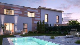 Maisons neuves Les Carres du Lauzis à Gragnague