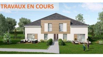 Appartements neufs Les Carres du Val à Saint-Rémy-l'Honoré