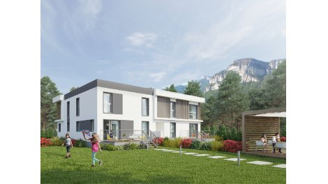 Maisons neuves Les Carres Contemporains à Bassens
