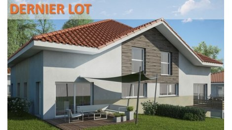 Appartement neuf Les Carres de la Cerisaie éco-habitat à Vernouillet