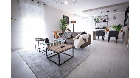 immobilier ecologique à Ternay