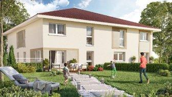 """Programme immobilier du mois """"Les Carres de Mont Boisy"""" - Bons-en-Chablais"""