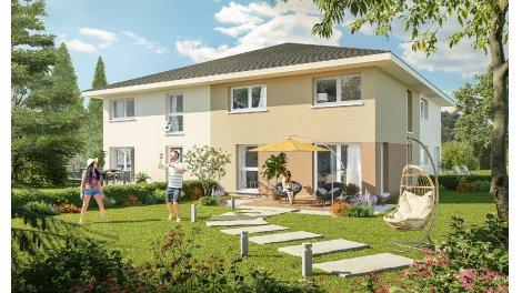Appartement neuf Les Carres de Gavillet investissement loi Pinel à Marcellaz