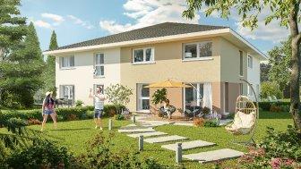 Appartements neufs Les Carres de Gavillet à Marcellaz