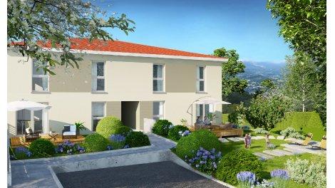 Appartement neuf Les Carres de l'Horizon investissement loi Pinel à Communay