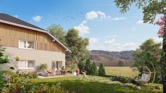 Appartements neufs Les Carres du Bien-Hetre éco-habitat à Boege