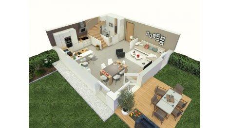 immobilier ecologique à Desingy