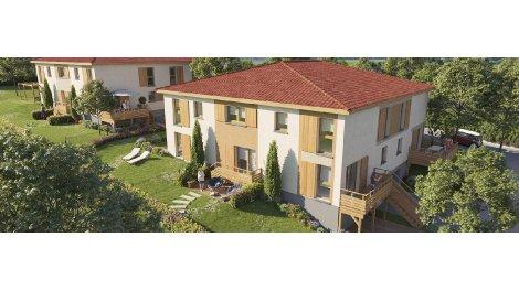 Maisons neuves Ternay investissement loi Pinel à Ternay