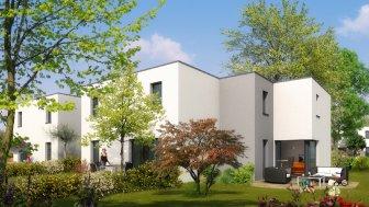 Maisons neuves Parc Verdii la Croix Boisee investissement loi Pinel à Cormelles-le-Royal