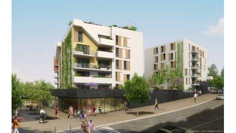Appartements neufs Residence Botanii investissement loi Pinel à Le Petit-Quevilly