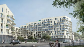Appartements neufs Panoramik investissement loi Pinel à Caen