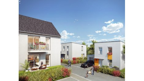 Appartements et maisons neuves Le Village éco-habitat à Brest