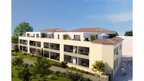 eco habitat neuf à Nîmes
