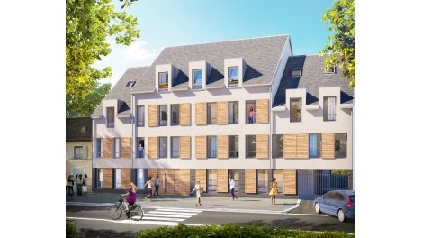 Appartement neuf Le Clos des Archers éco-habitat à Etampes