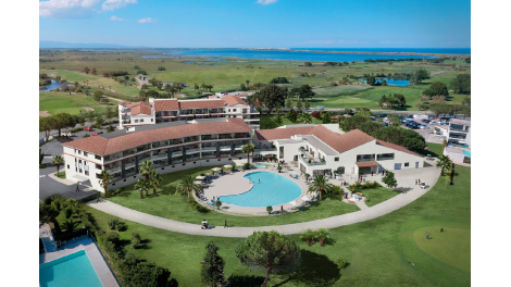 Appartement neuf Horizon Golf à Saint-Cyprien