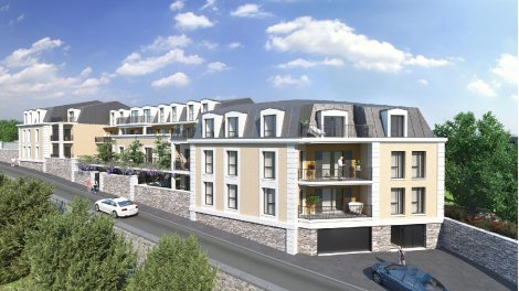 Appartement neuf Residence Chamberlin investissement loi Pinel à Savigny-sur-Orge
