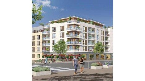 Appartement neuf Place des Arts investissement loi Pinel à Drancy