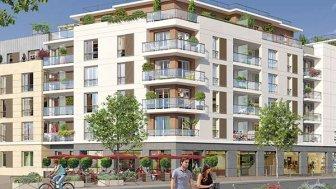 Appartements neufs Place des Arts éco-habitat à Drancy