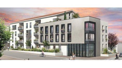 Appartement neuf Villa Maxime investissement loi Pinel à Vienne