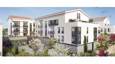 appartement neuf à Vienne
