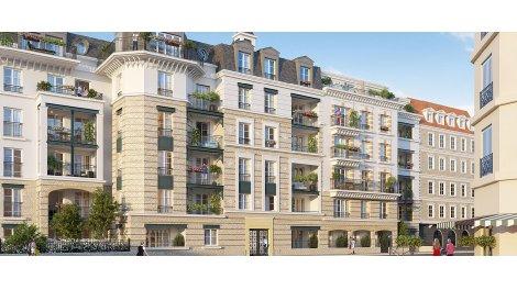 Appartement neuf Villa Carnot à Clamart
