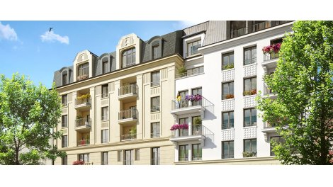 Appartement neuf Mermo'z investissement loi Pinel à Le Blanc Mesnil