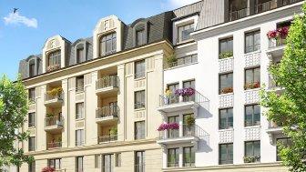 Appartements neufs Mermo'z investissement loi Pinel à Le Blanc Mesnil