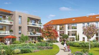 Appartements neufs Jardin Saint-Roch investissement loi Pinel à Francheville