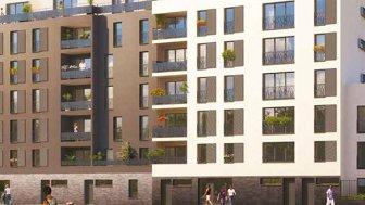 Appartements neufs Sweet Garden investissement loi Pinel à Bobigny