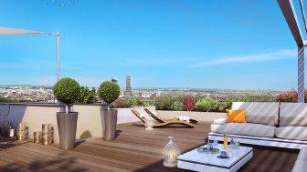 Appartements neufs L'Orangerie investissement loi Pinel à Caluire-et-Cuire