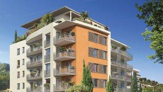 Appartements neufs Val Cosy investissement loi Pinel à Cagnes-sur-Mer