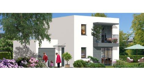 Maisons neuves Green Lodge II Maisons 3 investissement loi Pinel à Villepreux