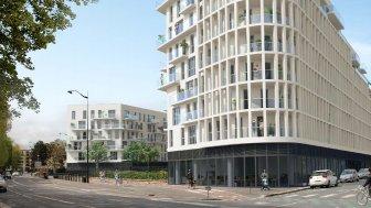Appartements neufs Panoramik à Caen