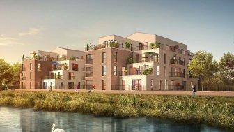 Appartements neufs Quai Sud investissement loi Pinel à Bois-d'Arcy