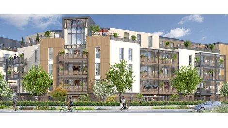 Appartement neuf Le Domaine d'Iberville investissement loi Pinel à Maurepas