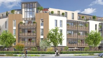 Appartements neufs Le Domaine d'Iberville investissement loi Pinel à Maurepas