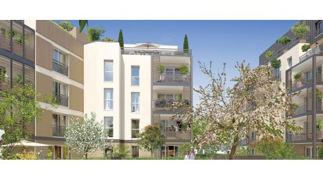 appartement neuf à Maurepas