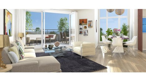 logement neuf à Maurepas