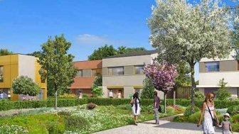 Appartements neufs Les Jardins des Cerisiers investissement loi Pinel à Bussy-Saint-Georges