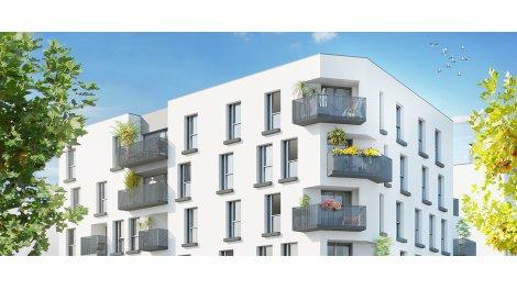 Appartement neuf Carré Félix à Nantes