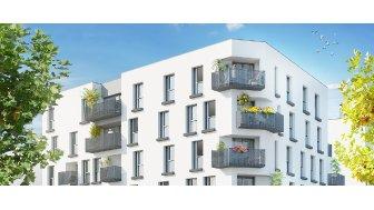 Appartements neufs Carré Félix investissement loi Pinel à Nantes