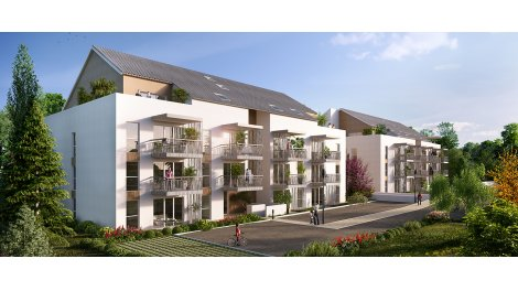 Appartement neuf L'O Douce investissement loi Pinel à Rumilly