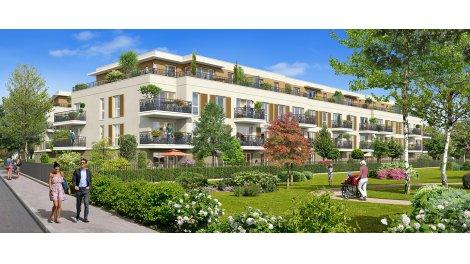 Appartement neuf Le Clos du Parc à Pontault-Combault