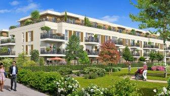 Appartements neufs Le Clos du Parc à Pontault-Combault
