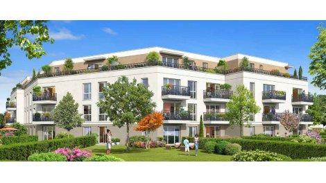 Appartement neuf Les Terrasses du Parc à Pontault-Combault